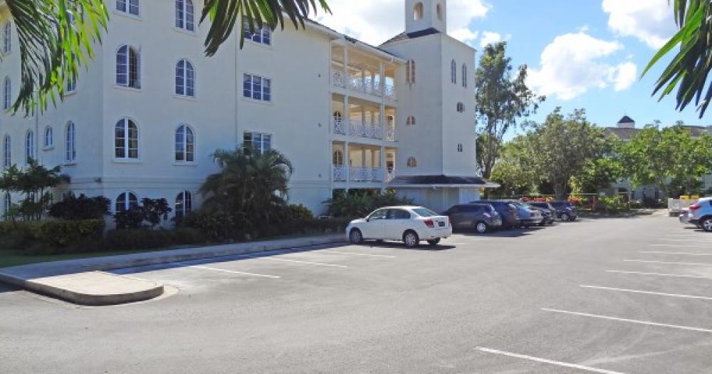 Millennium Ridge, first floor 3 bed unit